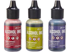 Ranger-Tim Holtz Adirondack Alcohol Inks, 3 Pack