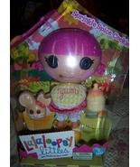 Lalaloopsy Littles Sprinkles Spice Cookie Doll Bonus Poster Sugar Cookie... - $35.00