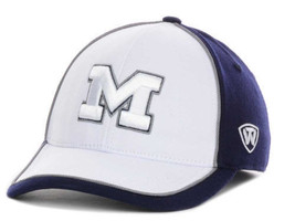 Michigan Wolverines Top of the World NCAA Squall Flex Fit Cap Hat   L/XL & OSFM - $19.99