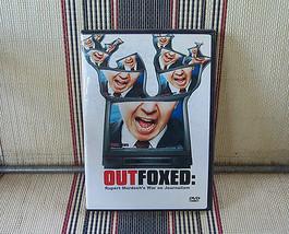 """""""OUTFOXED: Rupert Murdoch's War On Journalism"""" - Fox News DVD 2004  - $3.00"""