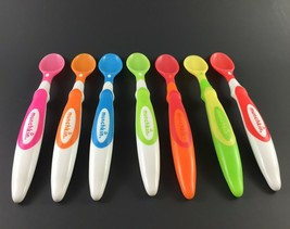 Munchkin Spoons Soft Tip Multi Color Set of 7 - $6.93