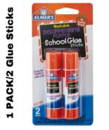 20x Elmer's Disappearing Purple School Glue Washable 10x Packs of 2, Lot... - $13.72