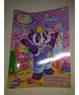 New Lisa Frank Panda Paint With Water Book - $7.91