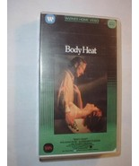 Body Heat (As the Temperture Rises, the Suspense Begins) [VHS Tape] (198... - $10.00