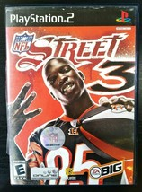 NFL Street 3 - Playstation 2 PS2 Game Complete - $14.52