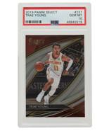 Trae Young 2019 Panini #237 Atlanta Hawks Select Basketball Card PSA GM 10 - $692.01