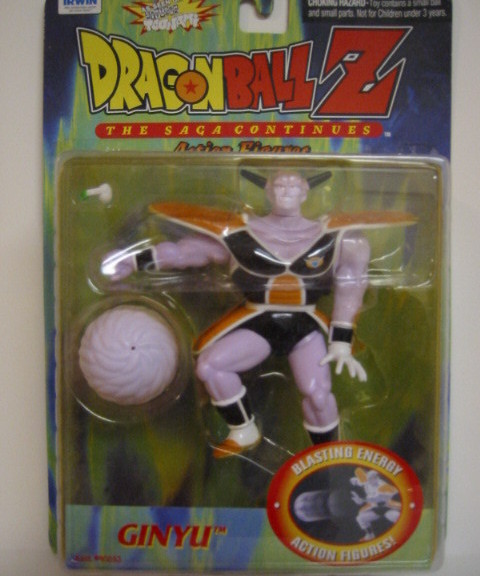 Ginyu Dragonball Z  Action Figure Generic