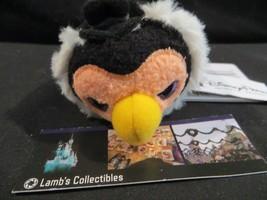 "Disney parks Authentic Brer Vulture Tsum tsum mini 3.5"" plush Splash Mou... - $37.03"