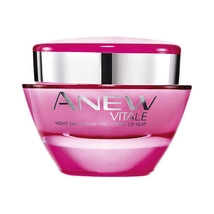 Avon Anew Vitale Night Cream  25+ year New Boxed - $19.79