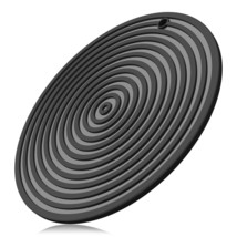 ME.FAN 11 Large Silicone Ripple Trivet Mat, Potholder, Hot Pad, Spoon Re... - $24.00