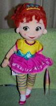 "Disney Junior FANCY NANCY Fancy Nancy 14"" Plush Doll NWT - $16.71"
