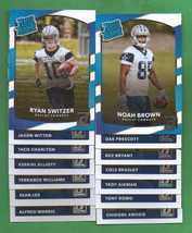 2017 Panini Donruss Dallas Cowboys Team Set - $9.99