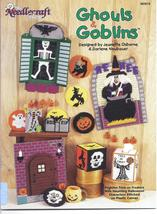 Ghouls & Goblins Plastic Canvas Patterns - $9.99