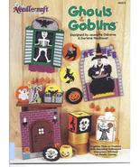 Ghouls & Goblins Plastic Canvas Patterns - £7.72 GBP