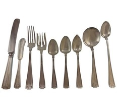 Etruscan by Gorham Sterling Silver Flatware Set For 8 Service 81 Pieces - $3,950.00