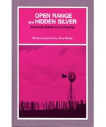 OPEN RANGE AND HIDDEN SILVER. Arizona's Santa Cruz County. [Unknown Bind... - $6.50