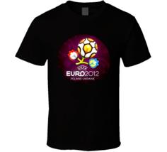 Euro 2012 Poland Ukraine Logo T Shirt - $20.99+