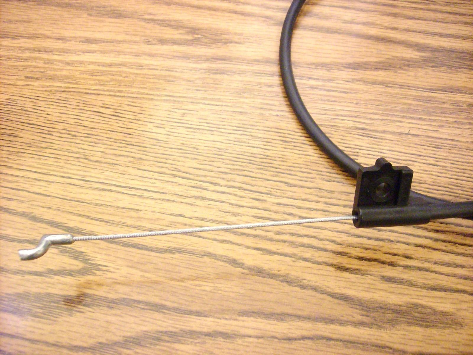 Murray lawn mower engine stop kill run control zone cable 43361, 43361MA