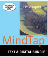 Bundle: Philosophy: A Text with Readings, 13th + MindTap Philosophy 1 te... - $213.64