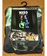 KISS FLEECE BLANKET BRAND NEW! - $74.25