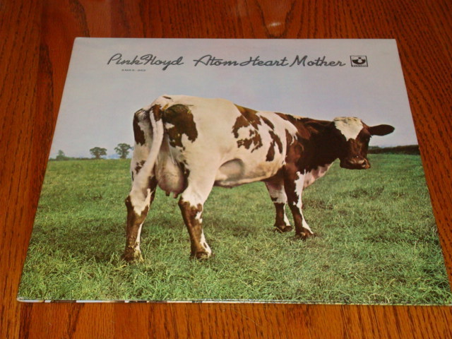 Primary image for PINK FLOYD ATOM HEART MOTHER ORIGINAL FIRST PRESS LP HARVEST LABEL