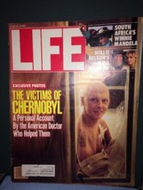 LIFE Magazine August 1986-Victims of Chernobyl,... - $14.96