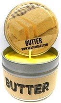 Butter - 4oz All Natural Soy Candle Tin - Hanmade in Rolla Missouri - $6.78