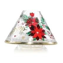 Yankee Candle Poinsettia Large/Medium Jar Candle Shade - $32.99