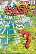 The Flash Comic Book #176, DC Comics 1968 VERY FINE - $49.26