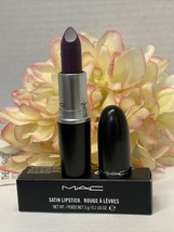 Mac Satin Lipstick -Epic- New In Box - Authentic - Fast/Free Shipping Li... - $14.80