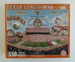 Texas Longhorns Darrell K Royal Memorial Stadium White Mountain Puzzle 5... - $34.53