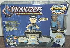 DJ SKRIBBLE'S SPINHEADS * VINYLIZER * MIXXING STATION NIB! - $19.96