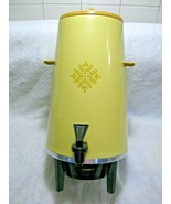 Vintage Collectible 8/75 WEST BEND 20 Cup Electric Coffee Percolator-Par... - $49.95