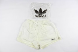 Vintage 80s Neuf Adidas Homme Petit Sort Out Trefoil Course Football Sho... - $40.31