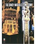 Dandy Warhols Come Down - Sheet Music - Very Good - $15.00