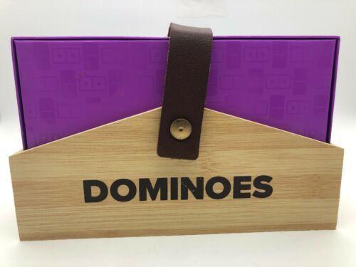NEW Pressman Designer Classics Dominoes Game image 2