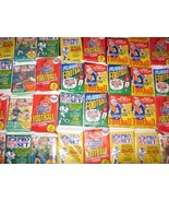 Huge Lot of 2000 OLD Unopened NFL Football Cards in Sealed Packs!! - $94.99