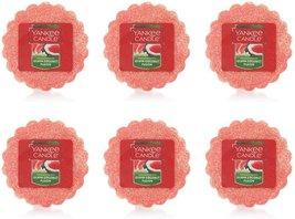 6 Yankee Candle Cinnamon Stick Wax Melts Tarts Home Fragrance - $18.00