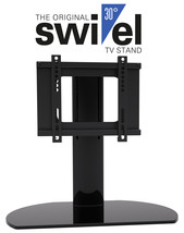"Universal Replacement Swivel TV Stand/Base for 20""-37"" Sanyo LCD/LED Fla... - $48.33"