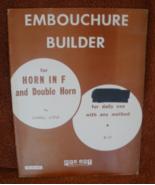 Embouchure Builder for F Horn - Little - $8.50