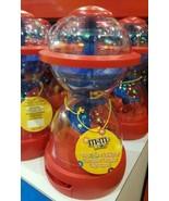 M&M's World Collectibe Chocolate  Candy Candies Dispenser Swirl Slide Gi... - $42.08