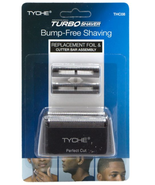 TYCHE TURBO SHAVER BUMP-FREE SHAVING REPLACEMENT FOIL & CUTTER BAR THC08 - $10.99