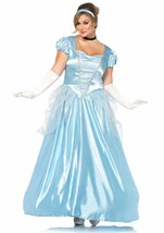 Leg Avenue Klassisch Cinderella Erwachsene Damen Übergröße Halloween Kostüm - $68.52