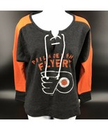 NHL Philadelphia Flyers Women's Sweatshirt Size Medium (8/10) - NEW With... - $32.99