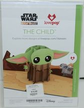 Lovepop LP2473 The Child Star Wars Mandalorian Pop Up Card White Envelope image 6