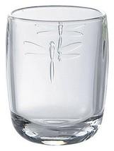 La Rochere Set Of 6, 9.5-ounce Dragonfly Tumblers Glasses Glass wear Wi... - $32.75