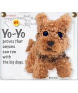 Kamibashi YO YO Yorkie Puppie Dog The Original String Doll Gang Keychain... - $10.99