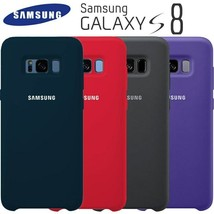 Samsung S8 Case Original High Quality Soft Silicone Protector Case Samsung - $20.90