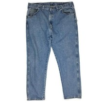 Wrangler Men's Jeans Size 40 X 30 Regular Fit Medium Wash 9650 - $9.64