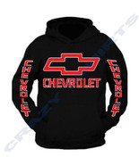 NEW DURAMAX CHEVROLET CHEVY D Chest and Arm Hoodie Sweatshirt s to 2XL - $34.95